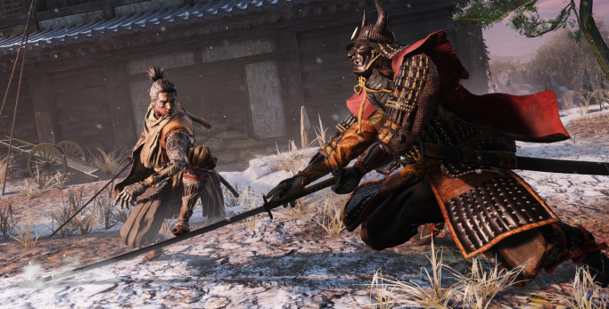 Sekiro: Shadows Die Twice - Preview