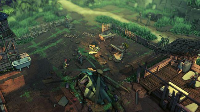 Jagged Alliance: Rage! - Screenshots - Bild 5