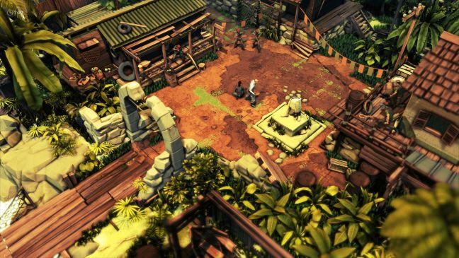 Jagged Alliance: Rage! - Screenshots - Bild 3