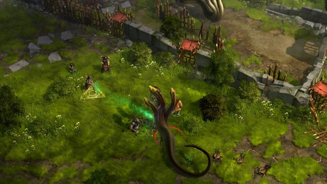 Pathfinder: Kingmaker - Screenshots - Bild 1