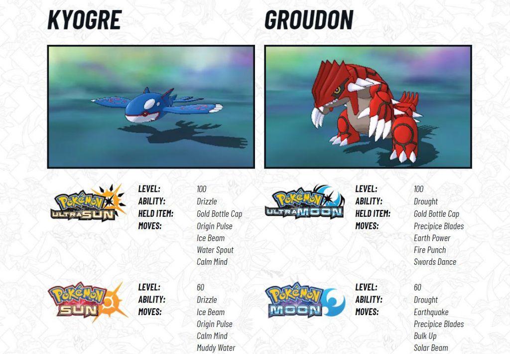 Pokémon Ultrasonne Ultramond Jetzt Zwei Neue Legendäre Pokémon