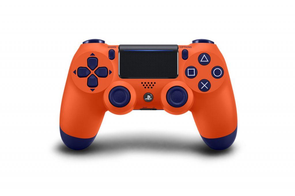 Ps4 Controller Farben.Playstation 4 Sony Stellt Vier Neue Knallige Controller