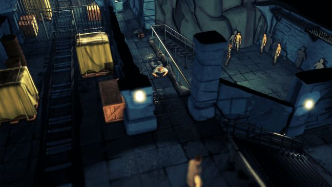 Jagged Alliance: Rage! - Screenshots - Bild 2