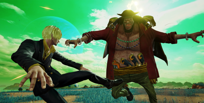 Jump Force: Unite to Fight - Preview