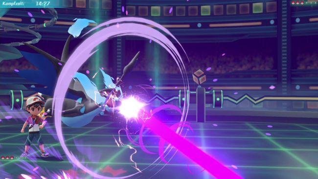 Pokémon Let's Go Pikachu / Evoli - Screenshots - Bild 7