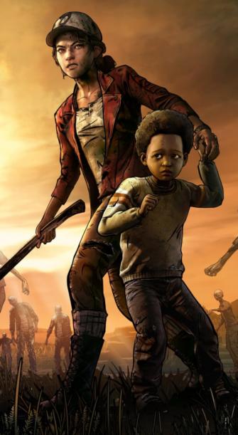 The Walking Dead 4: The Final Season - Test