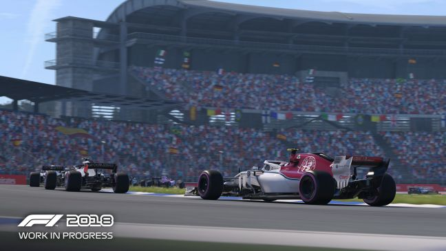 F1 2018 - Screenshots - Bild 24
