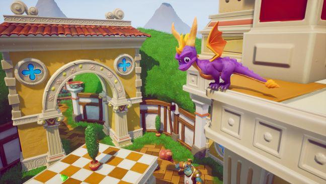 Spyro: Reignited Trilogy - Screenshots - Bild 8