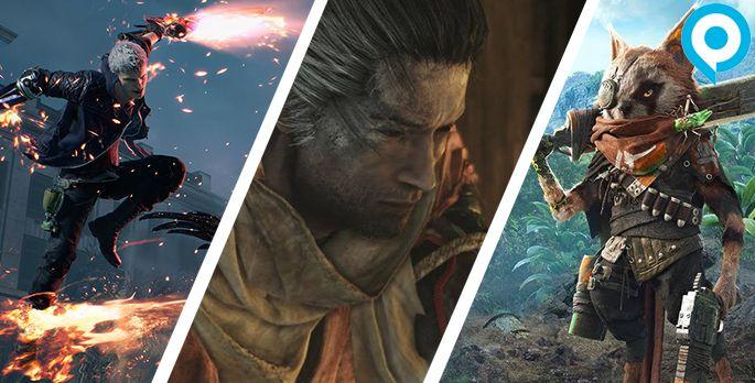 Top 10: Geheimtipps und Blockbuster der gamescom 2018 - Special