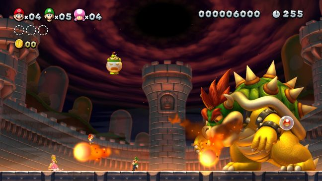 New Super Mario Bros. U Deluxe - Screenshots - Bild 17