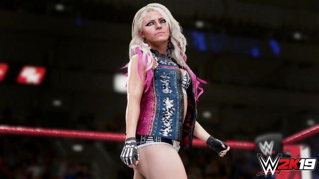 WWE 2K19 - Screenshots - Bild 2