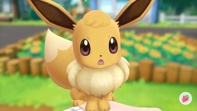 Pokémon: Let's Go, Pikachu! / Evoli! - Screenshots - Bild 11