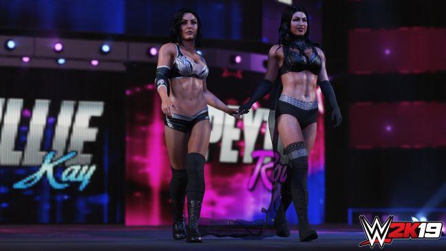 WWE 2K19 - Screenshots - Bild 4