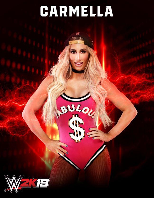 WWE 2K19 - Screenshots - Bild 12