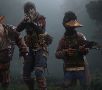 Mutant Year Zero: Road to Eden - Test