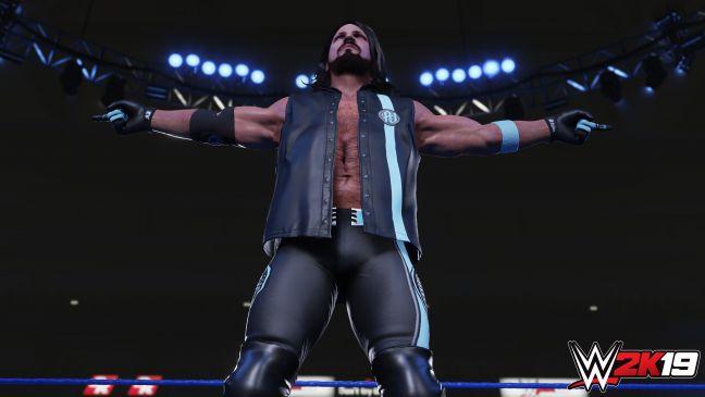WWE 2K19 - Screenshots - Bild 1