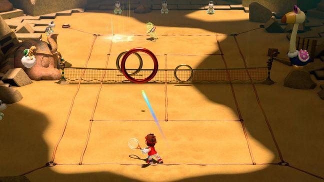 Mario Tennis Aces - Screenshots - Bild 10