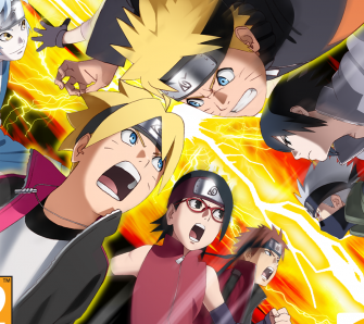 Naruto to Boruto: Shinobi Striker - Test
