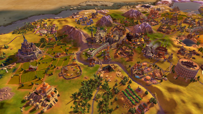 Sid Meier's Civilization VI - Screenshots - Bild 4