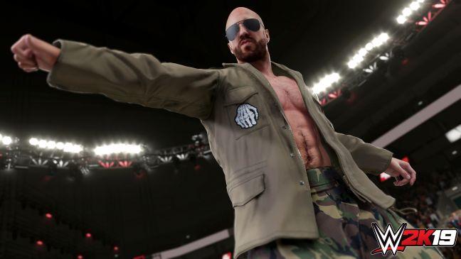 WWE 2K19 - Screenshots - Bild 6