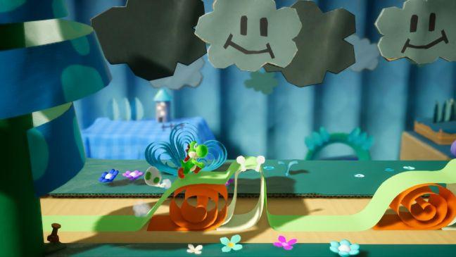 Yoshi's Crafted World - Screenshots - Bild 4