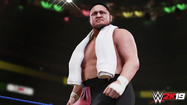 WWE 2K19 - Screenshots - Bild 10