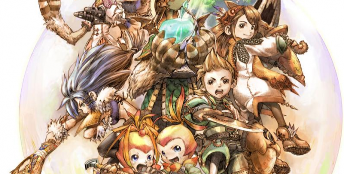 Final Fantasy Crystal Chronicles - Test