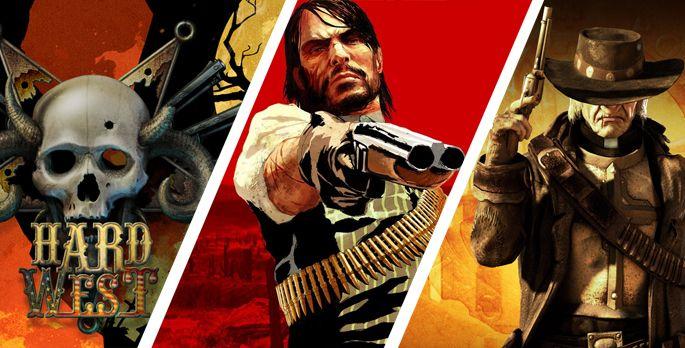 Top 10: Western-Spiele - Special