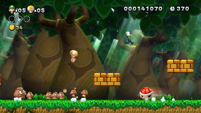 New Super Mario Bros. U Deluxe - Screenshots - Bild 15