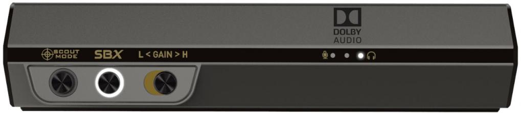 Sound BlasterX G6: Upgrade der externen Soundkarte - Test