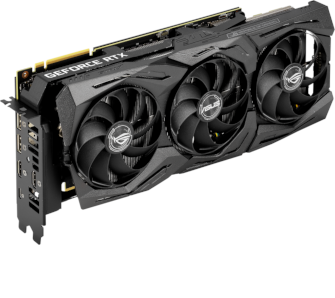 ASUS ROG Strix GeForce RTX 2080 Ti - Test