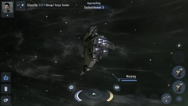 EVE: Echoes - Screenshots - Bild 1