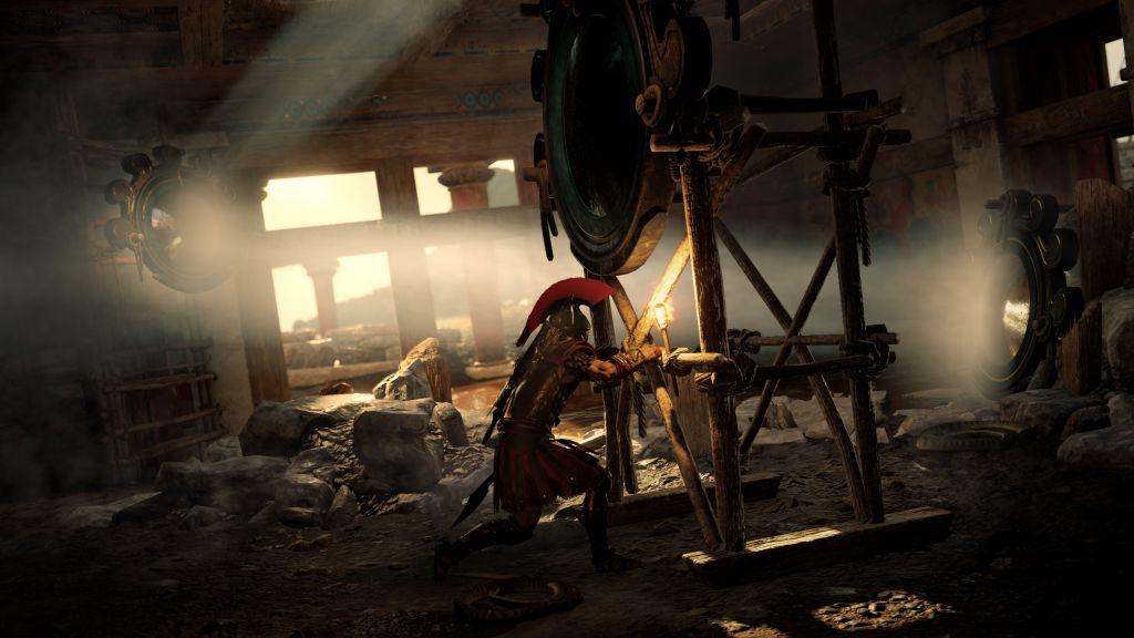Assassins Creed Odyssey Nach Zwei Pannen Söldner Events Liegen