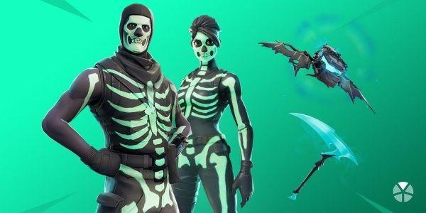 Fortnite Dieser Skin Kehrt Pünktlich Zu Halloween Zurück News