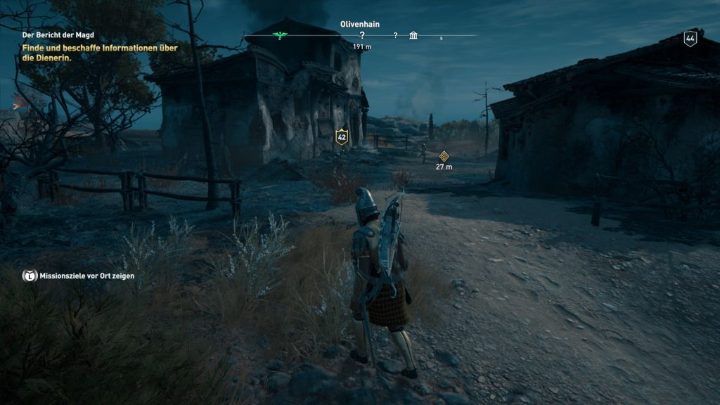 Assassins Creed Odyssey Komplettlösung
