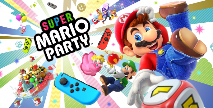 Super Mario Party - Test