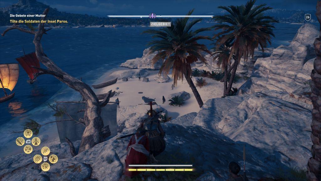 Karte Des Untergangs.Assassin S Creed Odyssey Komplettlosung Guide Fur Alle