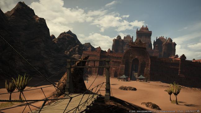 Final Fantasy XIV: Shadowbringers - Screenshots - Bild 7