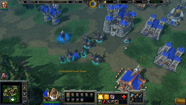 Warcraft III: Reforged - Screenshots - Bild 7