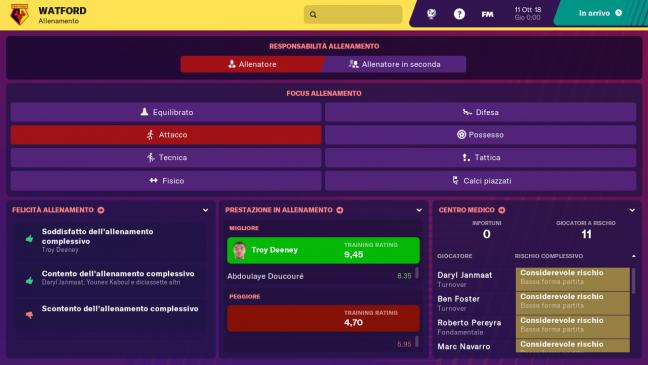 Football Manager 2019 Touch - Screenshots - Bild 10