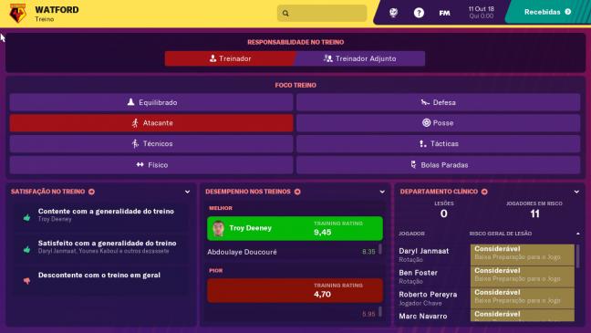 Football Manager 2019 Touch - Screenshots - Bild 11