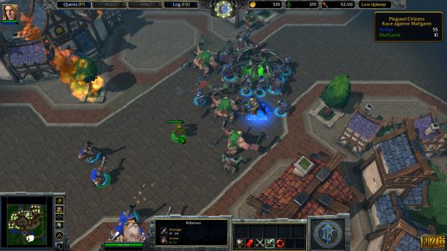 Warcraft III: Reforged - Screenshots - Bild 14