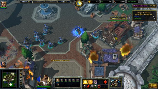 Warcraft III: Reforged - Screenshots - Bild 12
