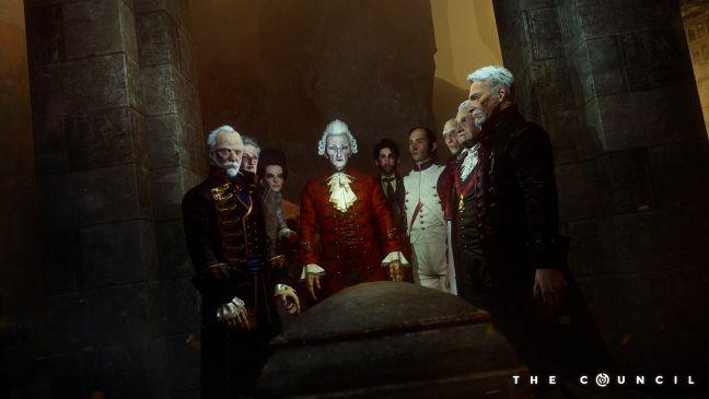 The Council - Screenshots - Bild 1