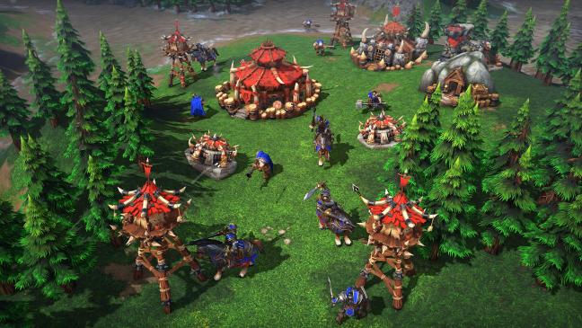 Warcraft III: Reforged - Screenshots - Bild 24