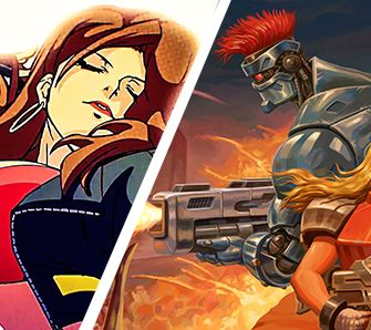 Streets of Rage 4, Windjammers 2, Blazing Chrome - Special