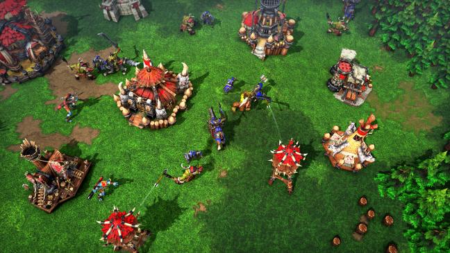 Warcraft III: Reforged - Screenshots - Bild 23