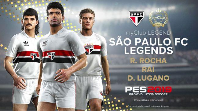 Pro Evolution Soccer 2019 - Screenshots - Bild 19