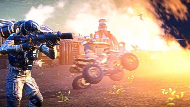PlanetSide Arena - Screenshots - Bild 1