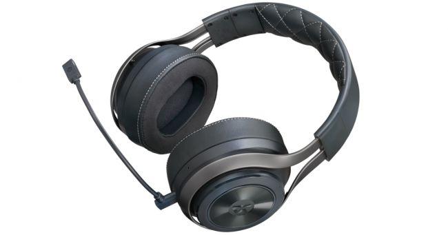 lucidsound ls41 kabelloses 7 1 headset f r pc ps4 und. Black Bedroom Furniture Sets. Home Design Ideas